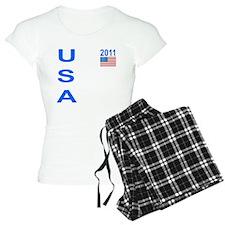 USA 2011 Pajamas