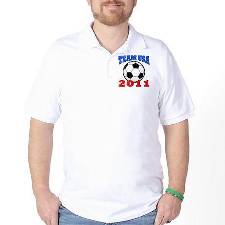 Team USA 2011 Golf Shirt