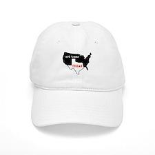 Texas / Not Texas Baseball Cap