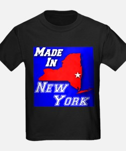 Made In New York T