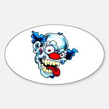 Crazy Clown Decal