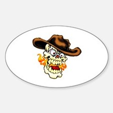Cowboy From Hell Decal