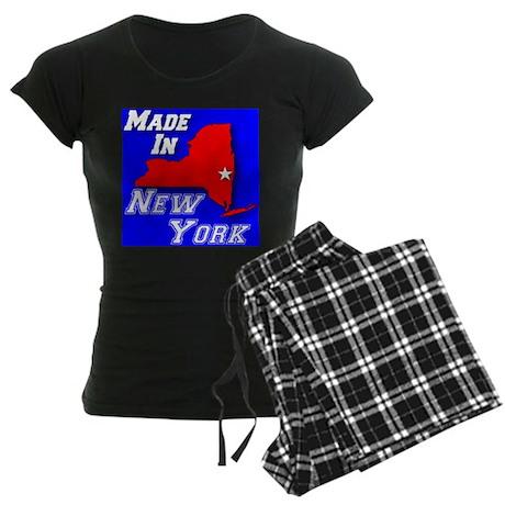 Made In New York Women's Dark Pajamas