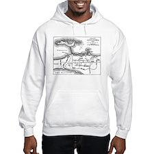 Alexandria Plan Hoodie Sweatshirt