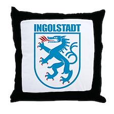 Ingolstadt Throw Pillow