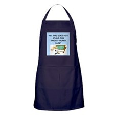 Medical School Apron (dark)