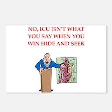 Medical School Postcards (Package of 8)