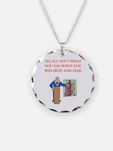 Medical School Necklace