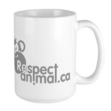 RESPECT ANIMAL LOGO - Mug