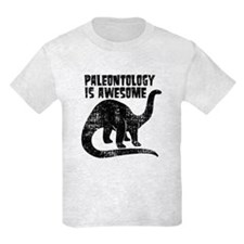 Paleontology Is Awesome T-Shirt