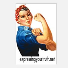 Expressing Your Truth Postcards (Package of 8)