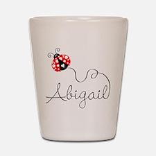 Ladybug Abigail Shot Glass