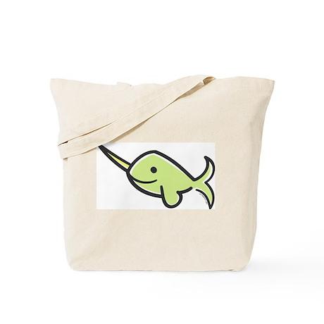Baby Narwahl Tote Bag