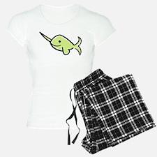 Baby Narwahl Pajamas