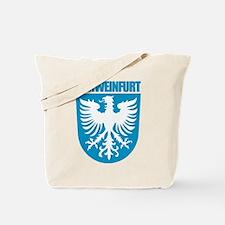 Schweinfurt Tote Bag