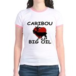 Caribou Love Big Oil Jr. Ringer T-Shirt