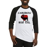 Caribou Love Big Oil Baseball Jersey