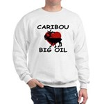 Caribou Love Big Oil Sweatshirt