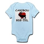 Caribou Love Big Oil Infant Creeper