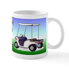 Golf cart Mug