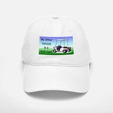Golf cart Baseball Baseball Cap