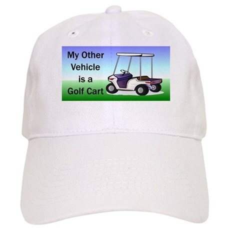 Golf cart Cap