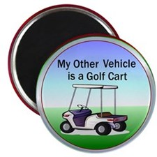 Golf cart Magnet