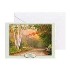 Cilley Hill Dream Greeting Card