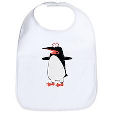 Loony Penguin 2 Bib