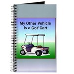 Golf cart Journal