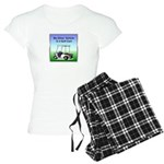 Golf cart Women's Light Pajamas
