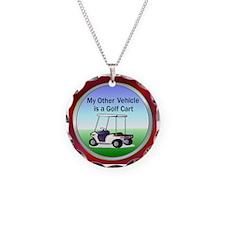 Golf cart Necklace