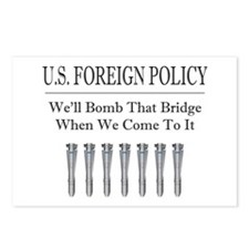 Foreign Policy Postcards (Package of 8)
