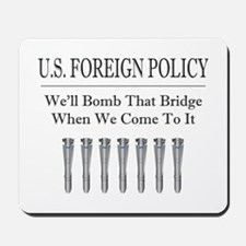 Foreign Policy Mousepad