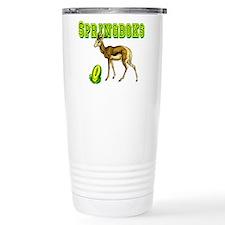 Springboks Rugby Travel Mug