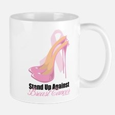 Stand Up Against Breast Cance Mug