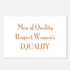 Women's Equality Postcards (Package of 8)