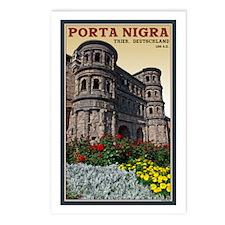 Trier Porta Nigra Postcards (Package of 8)