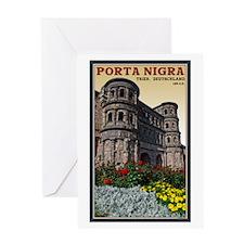 Trier Porta Nigra Greeting Card