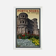 Trier Porta Nigra Rectangle Magnet