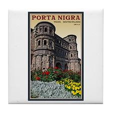 Trier Porta Nigra Tile Coaster