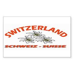 Edelweiss of Switzerland Decal