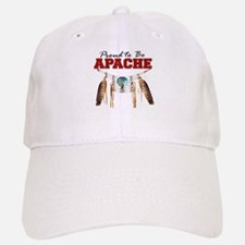 Proud to be Apache Baseball Baseball Cap