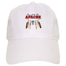 Proud to be Apache Baseball Cap