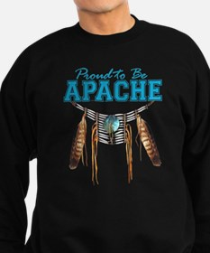 Proud to be Apache Sweatshirt (dark)