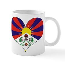 tibet's heart Mug