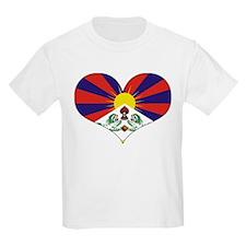 tibet's heart T-Shirt