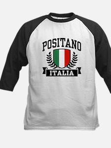 Positano Italia Kids Baseball Jersey