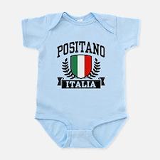 Positano Italia Infant Bodysuit