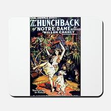Hunchback of Notre Dame Mousepad